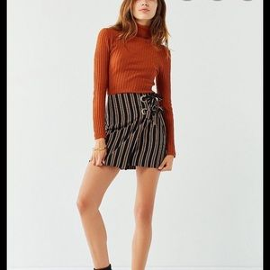 Urban Outfitters wrap skirt
